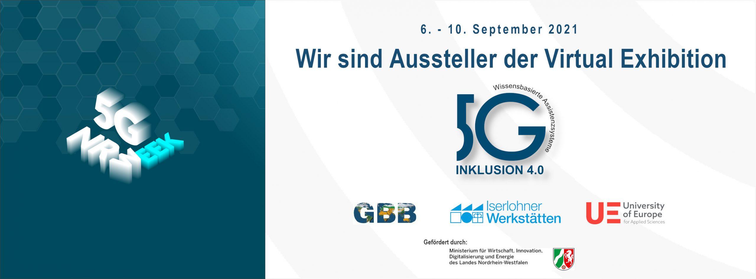 Banner Virtual Exhibition